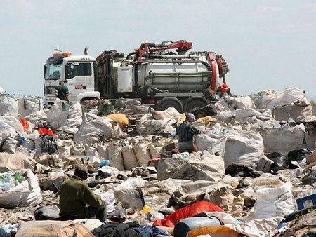Львів'яни платитимуть більше за скидання сміття в Грибовичах