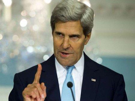 Керрі заявив про можливі нові санкції з боку США щодо Росії