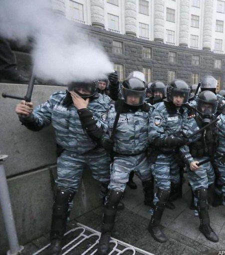 У Донецьку з'явиться сквер «Пам'яті загиблих бійців «Беркута»
