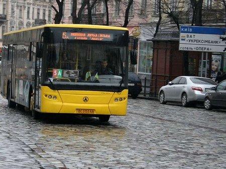 Влада Винник обурена зміною маршруту №5А