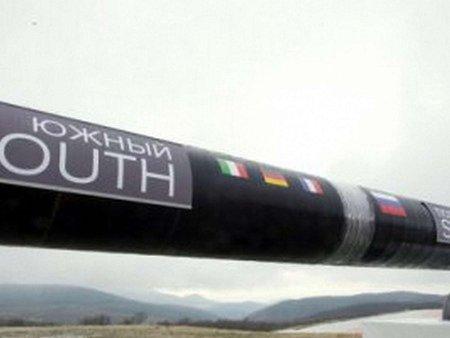 Росія не має наміру зупиняти будівництво «Південного потоку»