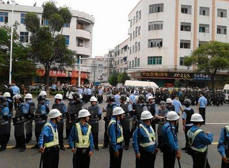 У Китаї на страйк вийшло до 40 тис. робітників