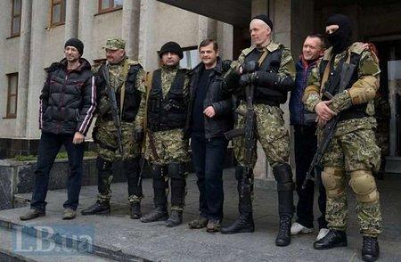 Відомо хто пробував вербувати українських десантників у Слов'янську (відео)