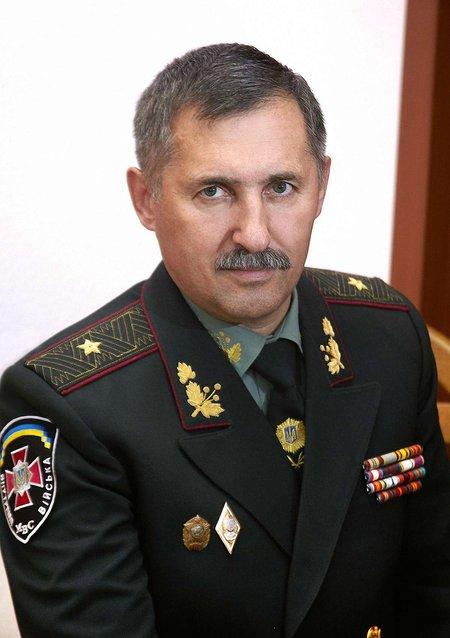 Турчинов призначив заступників командувача Нацгвардії