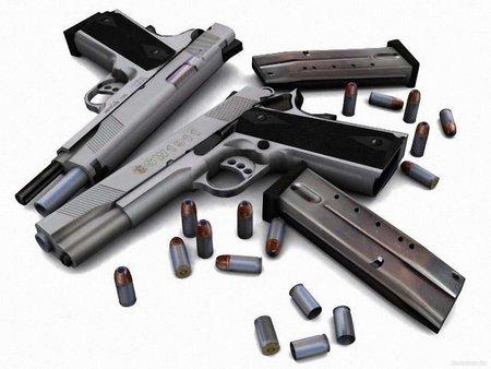 Вилучили зброю, викрадену раніше в Слов'янську - МВС