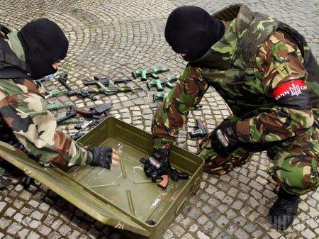 МЗС Росії закликає роззброїти