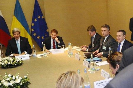 Україна вже виконує Женевські домовленості - МЗС