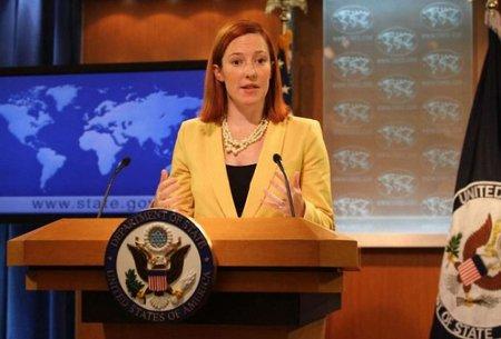 Нова українська влада легітимна - Держдеп США