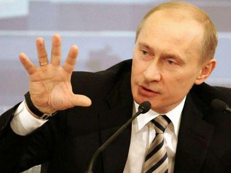 США погрожують заморозити $40 млрд Путіна через Україну