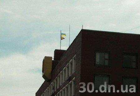 Сепаратисти звільнили виконком у Єнакієво