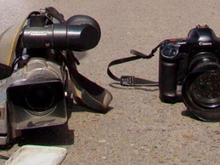 У Слов'янську викрали двох італійських журналістів
