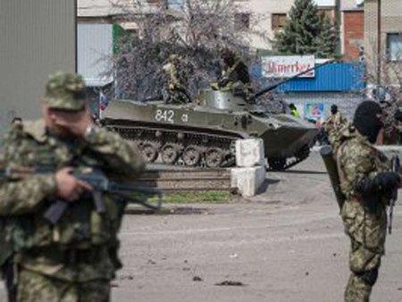 Сепаратисти у Слов'янську відпустили захоплених журналістів