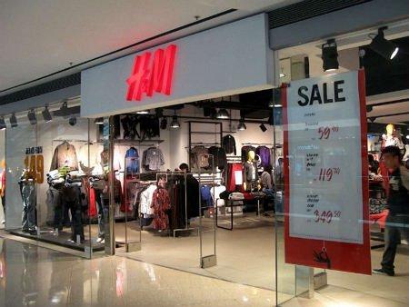 Іноземні мережі магазинів одягу передумали входити в Україну