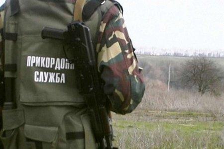 Українські прикордонники облаштовують прикордонні пости