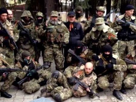 Міліція Донеччини не бореться з диверсантами, – Міноборони