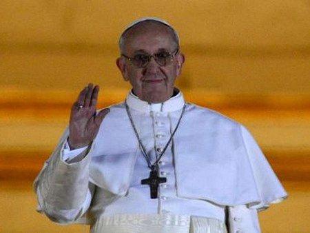 Папа Франциск призначив зустріч Яценюку