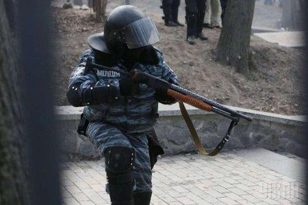Арештували командира «Беркуту», підозрюваного у розстрілі людей на Майдані