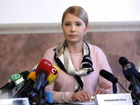 Тимошенко: Схід готовий до рішучої відсічі російських окупантів