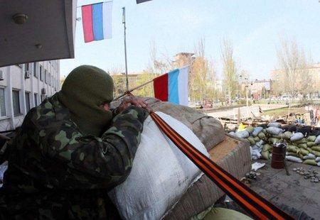 У Слов'янську застрелили двох сепаратистів
