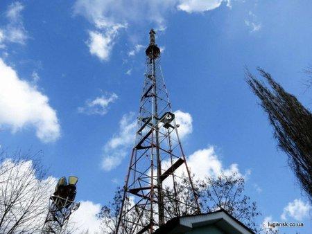 Нацгвардія взяла під охорону телерадіокомпанію в Луганську