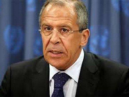 Лавров назвав антитерористичну операцію на сході України злочином