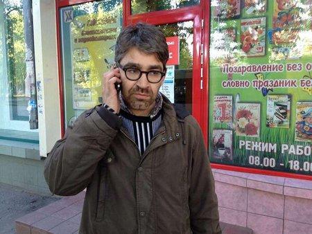 Сепаратисти Слов'янська звільнили американського журналіста