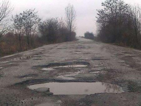 Мінінфраструктури не буде відмовлятися від ямкових ремонтів