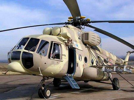 У Краматорську снайпер обстріляв військовий вертоліт