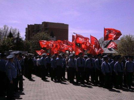 У Тернополі на 9 травня заборонили провокативну символіку