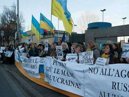 Українці з Італії готуються їхати воювати за Україну