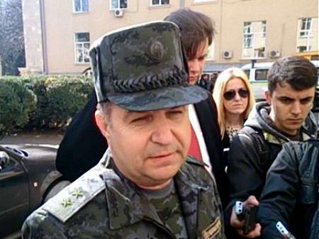 Національна Гвардія заблокувала усі в'їзди до Слов'янська