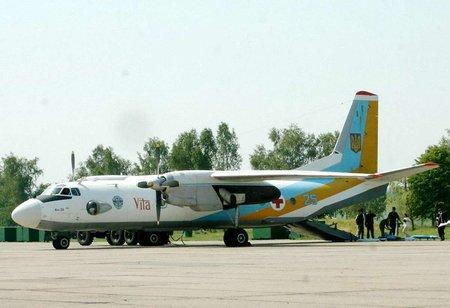 Концерн «Антонов» передасть ВПС України власні літаки