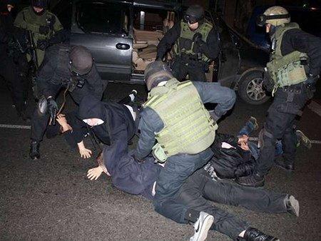 СБУ затримала екстремістів, які готували провокації на 9 травня