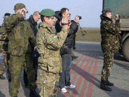 Терористи захопили у Слов'янську автобус з членами місії ОБСЄ