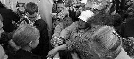 Тимошенко: Маємо пам'ятати гіркі моменти історії