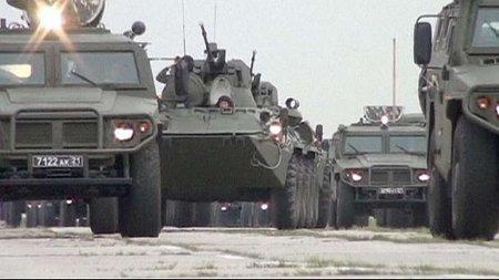 Росія так і не пояснила мету своїх військових навчань - МЗС