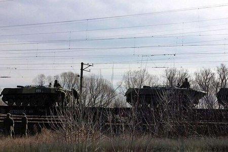 Три групи військ РФ у стані повної бойової готовності