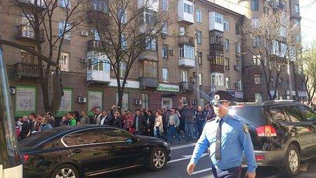 У Донецьку хочуть штурмувати обласну телерадіокомпанію