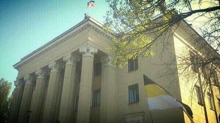 У Донецьку захопили будівлю обласної телерадіокомпанії