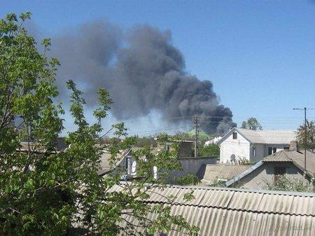 Пожежу на складі в Одесі ліквідовано