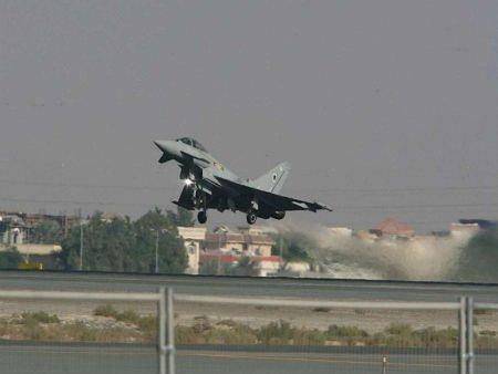 Британія відправить 4 винищувачі для захисту східних кордонів НАТО