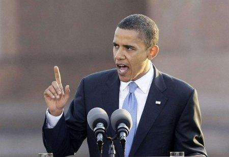 Обама оголосив про зупинення експорту високотехнологічних озброєнь у РФ