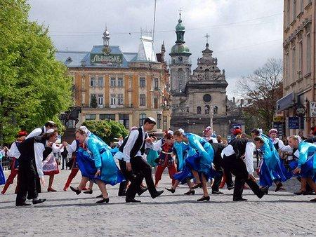 Львів чотири дні святкуватиме 758-річчя