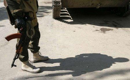 У Горлівці сепаратисти захопили міськраду та райвідділ міліції