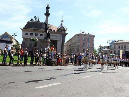 Оновлена програма святкування Дня Львова 1-4 травня