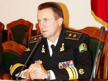 Адмірала Кабаненка призначено заступником міністра оборони