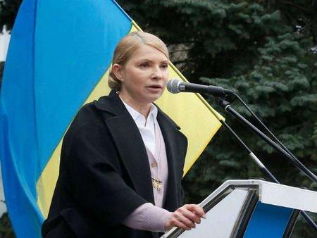 Тимошенко 2 травня приїде до Львова