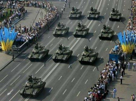 У Києві вночі відбудуться військові навчання