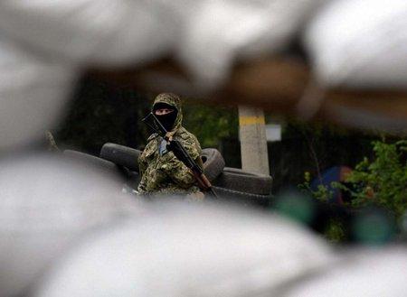 Лідер донецьких сепаратистів хвалиться великим озброєнням