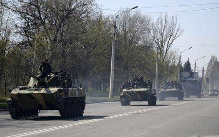 Міноборони заперечило причетність до військових навчань у Києві